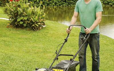 Cuidados com o gramado no verão