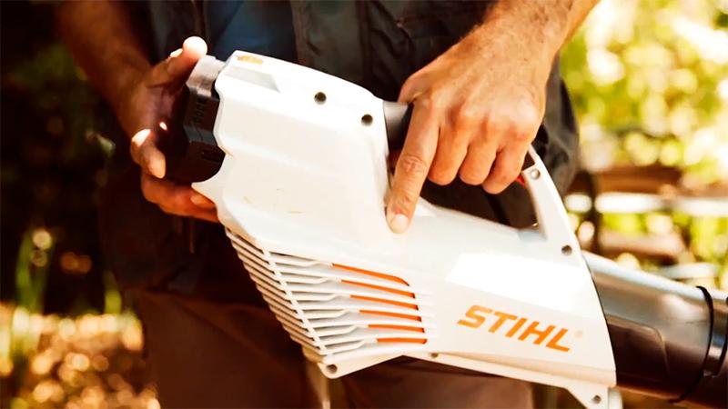 Linha Compact de produtos a bateria STIHL